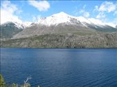 Three lakes line the route from Bariloche to El Bolson: by tpara, Views[159]