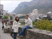 The famous Mostar Bridge: by tracy, Views[221]