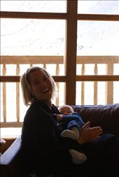 Beatrice (a nanny I was working with) and James in Val: by tracy_r, Views[177]