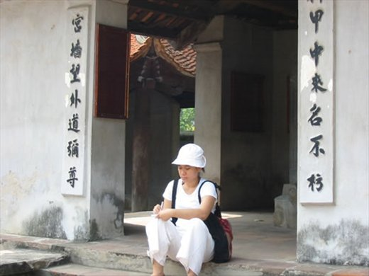 Impressive beauty and peace of the Temple of Literature, Hanoi