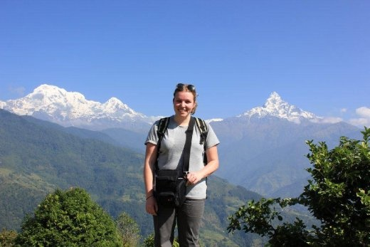A First-time Trekker and Long-time Foodie Goes to Nepal