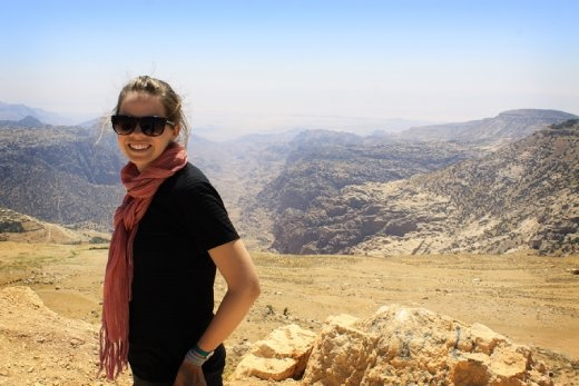A Girl's Guide to the Middle East