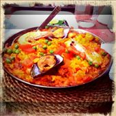 Delicious delicious paella: by travelbug77, Views[470]
