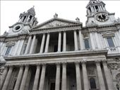 Front of St Paul's Cathedral: by travelcrazed, Views[183]