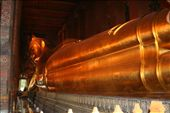 Reclining Buddha in Wat Pho: by traveling_jungs, Views[1063]