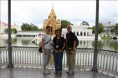 Us with Nok (our guide in Bangkok) and in the Summer Palace (Ban Pa-In): by traveling_jungs, Views[222]