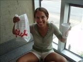 First meal in America: by traveling_texan, Views[217]