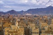 Yemen's capital is one of the longest continuously inhabited cities in the world, and also one of the highest with an altitude of 2200 meters. Walking through the old city of Sana'a, an UNESCO World Heritage Site, is like stepping into a fairytale with its gingerbread castles made of burned brick towers. : by travelingnomad, Views[598]
