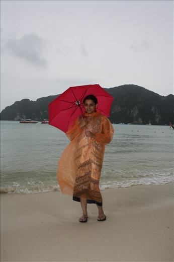 A rainy Thai trip