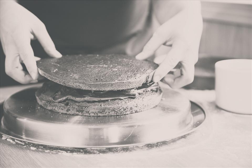 Layering the Cake