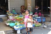 Road stall selling fresh products: by treefrog, Views[329]