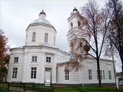 church in Tarusa