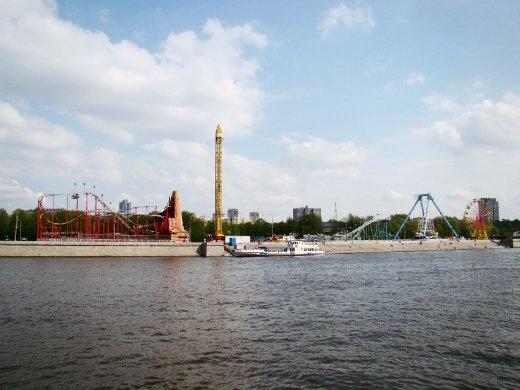 """Gorky Park"" , the Russian ""Disneyland"""
