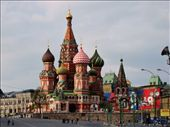 We also had a glance at St. Basil's Cathedral on the Red Square.: by treefrog, Views[308]