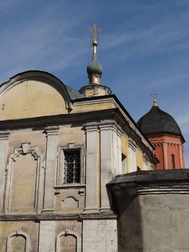 Inside the Monastery grounds
