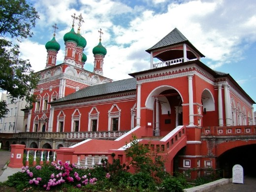 Cathedral of Metropolitan Pyotr