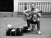 I love that people sit all along the street making music: by treefrog, Views[67]