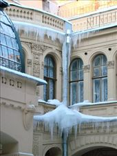 Saint Petersburg was covered in icycles, I think they are some of the most beautiful things that winter brings: by treefrog, Views[77]