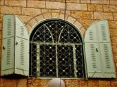 Stunning windows in The Old city: by treefrog, Views[147]