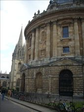 The Bodleian Library where Ian is reading/working this week: by tregenza_family, Views[133]