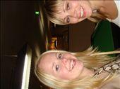 Hollie & I playing pool at the pool hall: by trisha_mcdermott, Views[165]