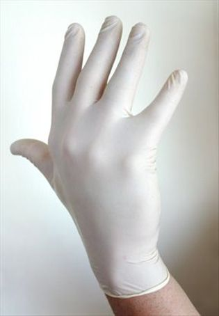 Why I didn't I ask for rubber gloves?