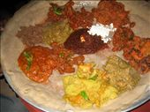 Traditional Ethiopian meal: by tweber, Views[296]