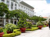 Beautiful gardens in City Center: by tweber, Views[571]