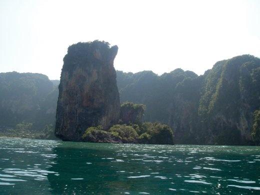 Many small islands