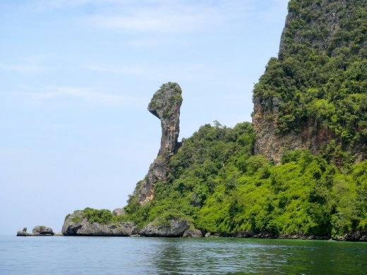 Chicken head Island
