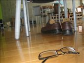 READY: I got up early in the morning but didn't know where my shoes and glasses were! : by ume, Views[134]