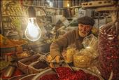 His name is Amir. All life he worked on local bazaar, selling food for people.: by undersky, Views[133]