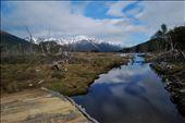 5km walking to get into the Esmeralda Lake: by ushuaiapics, Views[165]