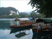 The Bled equivalent of Venetian Gondolers: by vacation_practitioners, Views[174]