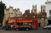 We usually take the double - decker tours to find out what we want to come back to see but as we'd been in York before we just walked in the old parts of the city: by vacation_practitioners, Views[181]