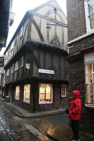 The street not Merran is the Shambles