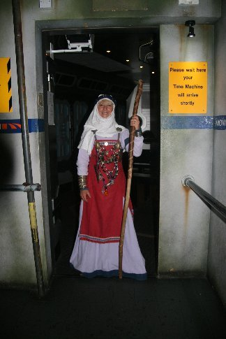 A lady of the day in Jorvik