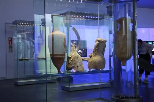 Underwater archeological museum cartagena spain malaga for Spain underwater museum
