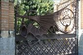 Gaudi dragon, Finca Guell: by vagabonds, Views[720]