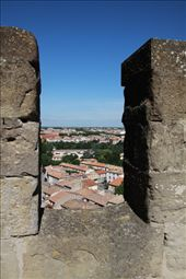 View from the walls, Carcassonne: by vagabonds, Views[471]