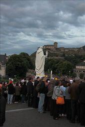 From the Basilica, Lourdes: by vagabonds, Views[2609]