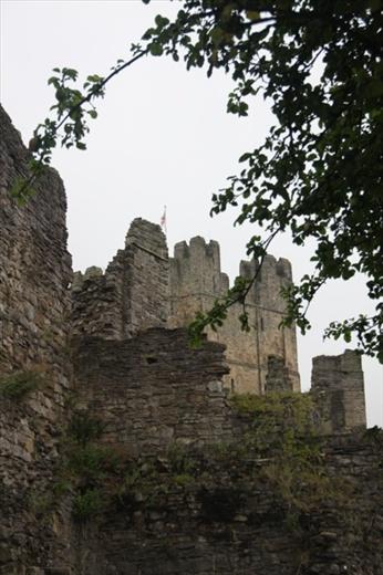 Richmond Castle, Yorkshire
