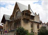 Art nouveau architecture (Ecole Nancy) -  Nancy, France: by vagabonds, Views[3620]