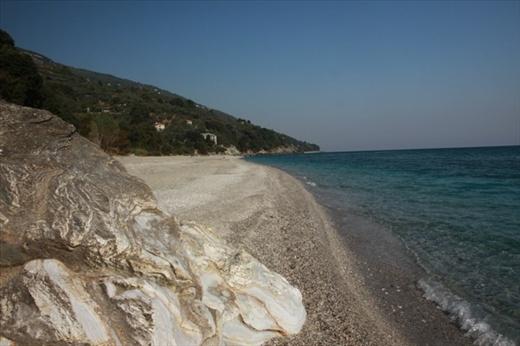 Beach at Agios Ioannis