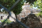 Monastery at Defni through the fence, closed for repairs: by vagabonds, Views[256]