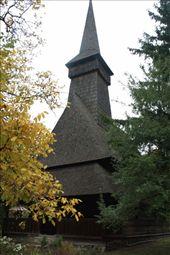 Rural church, Village Museum, Bucharest: by vagabonds, Views[350]