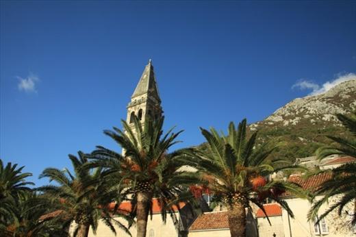 A little bit of Venice in Montenegro, Persat