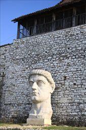 Bust of Constantine, Berat: by vagabonds, Views[595]