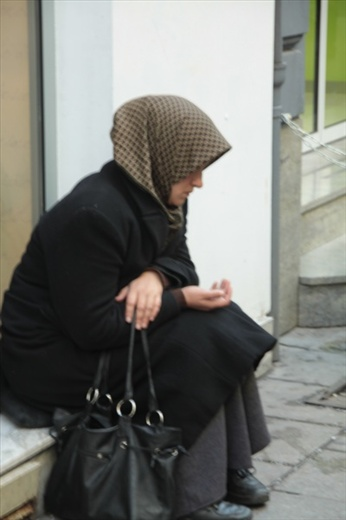 When hope is gone, Sarajevo