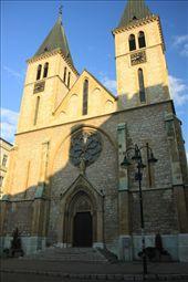 Catholic church, Sarajevo: by vagabonds, Views[452]
